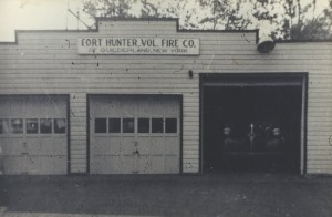 Fort Hunter Fire Compnay First Firehouse