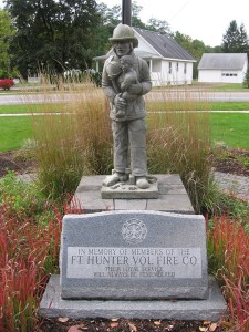 Fort Hunter Volunteer Memorial