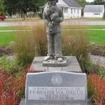 FHFD Volunteer Memorial